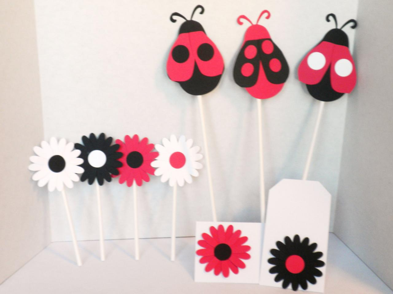 ladybug party decoration package baby showers shower decorations